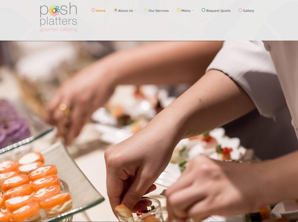 Posh Platters - UAE
