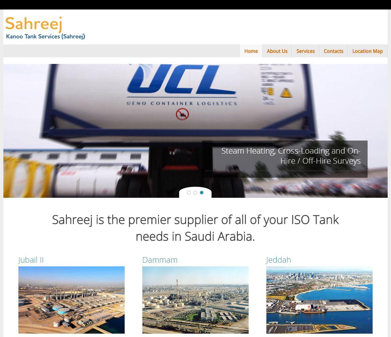 Sahreej Kanoo Tank Services - KSA