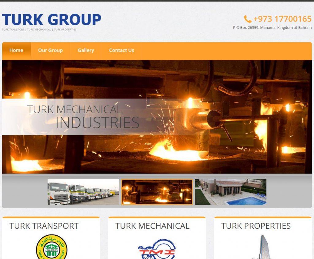 Turk Group - BHR