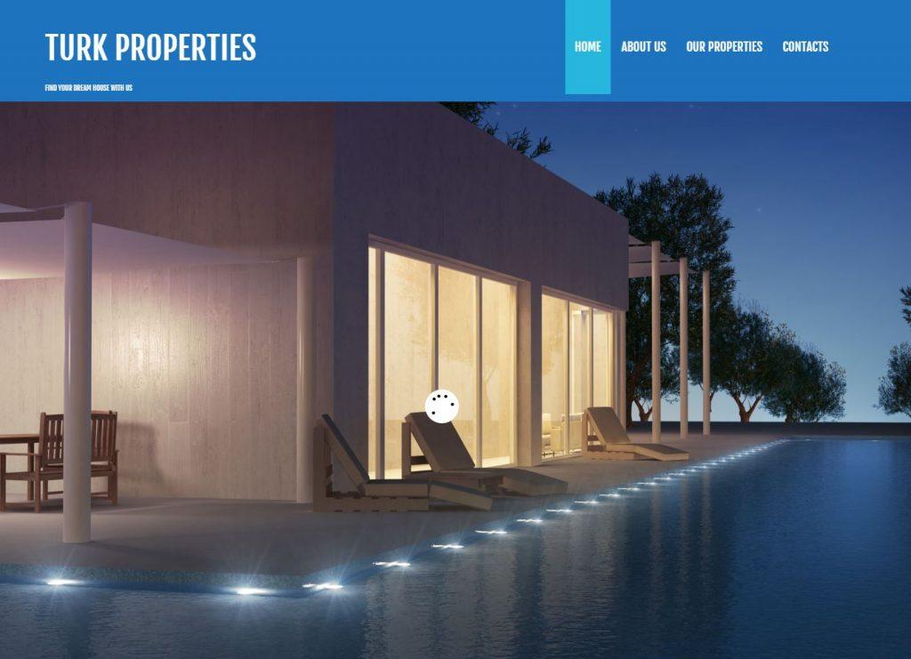 Turk Properties - BHR